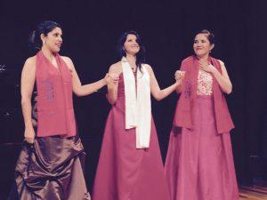 Concierto de las ganadoras del concurso Mujeres en la Música en Teatro del Lago