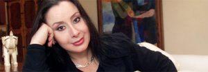 Verónica Villarroel, entusiasmada con su fundación: