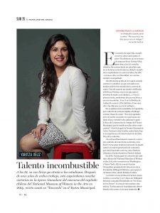 El Mercurio, RevistaYa, martes 16 de agosto de 2016