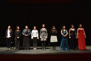 Semifinal Concurso Mujeres en la Música II