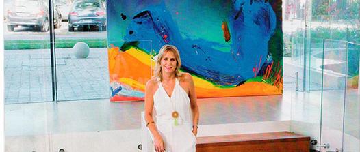 Revista Cosas entrevista a Alejandra Chellew