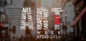 Todo listo para la primera versión de ART WEEK Santiago.