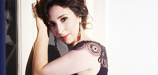 María Luisa Merino, ganadora del concurso Mujeres en la Música II