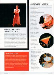 Revista Cosas, Cosas Para, jueves 9 de febrero de 2016