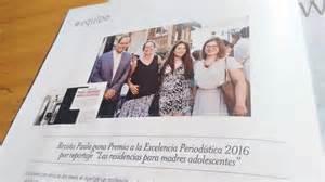 Revista Paula obtiene premio por reportaje sobre infancia vulnerada