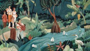 100 años de soledad será ilustrado por artista chilena