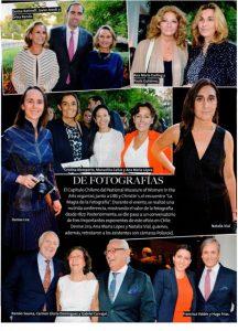 Revista Cosas, Vida Social, viernes 28 de abril de 2017