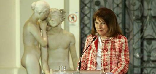 """Inés Ortega-Marquez: """"Pocas mujeres han sido reconocidas con un Premio Nacional"""""""