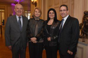 Drina Rendic es premiada como mujer del año 2016