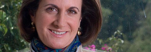 Cecilia García-Huidobro en el directorio del Club de la Unión