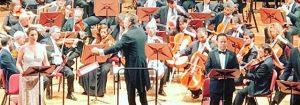 María Luisa Merino debuta como solista junto a la Orquesta Sinfónica Nacional