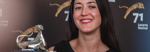 Dominga Sotomayor se convierte en la primera mujer premiada en el Festival de Locarno