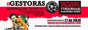4° Encuentro Nacional de Mujeres de la Cultura