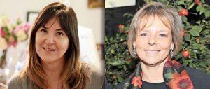 Inés Chocano y Patricia Panizo son destacadas en El Mercurio