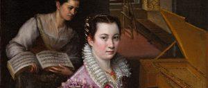 Historia de dos pintoras: Sofonisba Anguissola y Lavinia Fontana en el museo nacional del prado. Madrid