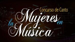 """Abiertas las postulaciones para el concurso de interpretación en canto clásico """"Mujeres en la Música"""""""