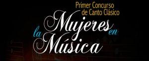 """Conozca a las 12 semifinalistas del concurso de canto """"Mujeres en la Música"""""""