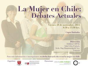 """Drina Rendic participará en el seminario """"La Mujer en Chile: Debates Actuales"""" en la CEPAL"""
