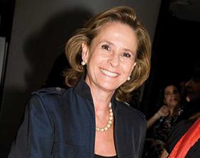 Denise Ratinoff a la cabeza de la nueva oficina regional de Christie's en Chile.