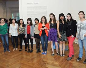 Exhibición de mujeres artistas se toma la Fundación Cultural de Providencia