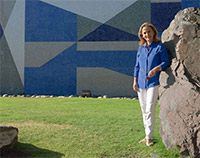 Revista Capital entrevista a Denise Ratinoff, representante de Christie's en Chile y socia del Capítulo Chileno NMWA