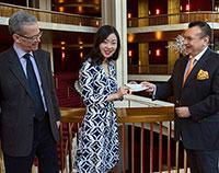 Soprano premiada por la Fundación Hildegard Behrens triunfa en Nueva York