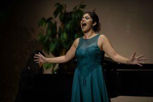 Yaritza Véliz ofreció gran concierto en Museo Nacional de la Mujer en Washington DC