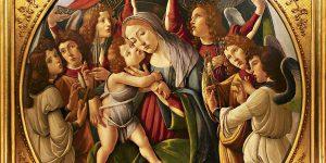 Obra de Botticelli llega a Santiago y se acerca la creación del Ministerio de Cultura