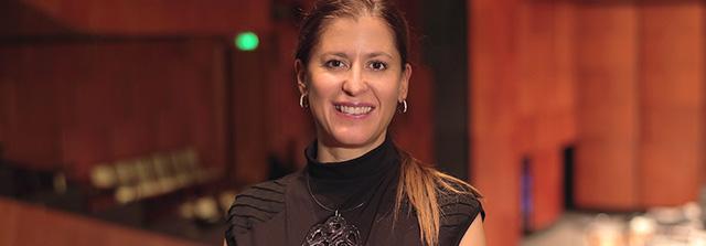 Carmen Gloria Larenas en Revista YA