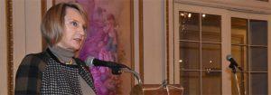 """Discurso de Drina Rendic en la entrega del premio """"Mujer del año 2016"""""""
