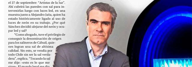 Gonzalo Sánchez asume nuevos desafíos