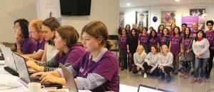 WikiGap Santiago: Cerrando la brecha de género en Internet