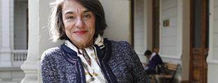 Sol Serrano gana el Premio Nacional de Historia