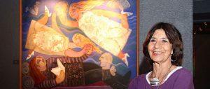 Muere la artista Irene Domínguez