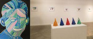 """Manuela Viera Gallo en """"Migratory Aesthetics"""""""