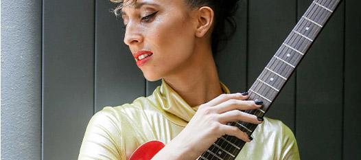 """Yael Meyer """"La música es una industria compleja para las mujeres"""""""