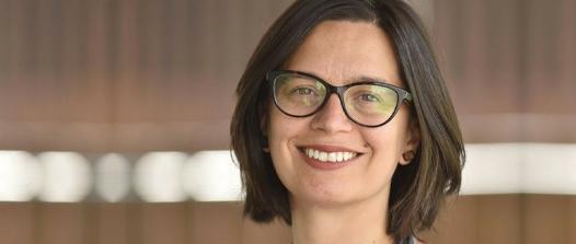 """Cecilia Bravo, directora del teatro del lago: """"Creo en la fusión de géneros"""""""